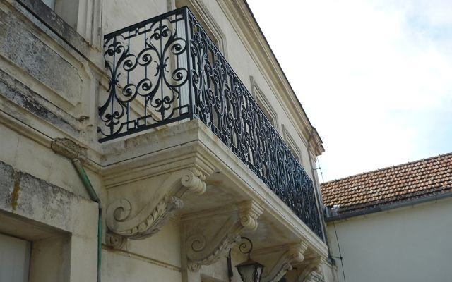 Rénovation balustrade ancienne